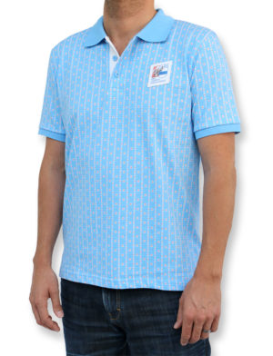 ESAF Poloshirt Hellblau