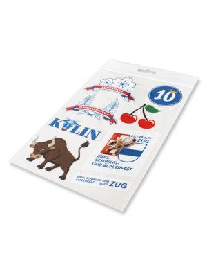 ESAF Stickerbogen