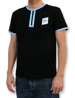 ESAF T-Shirt Schwarz