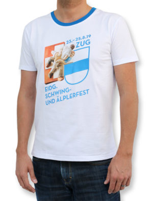 ESAF T-Shirt Weiss